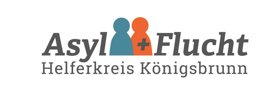 Logo des Helferkreis Asyp + Flucht in Königsbrunn