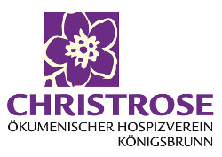 Logo des Hospizverein Christrose